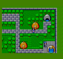 Master System Town
